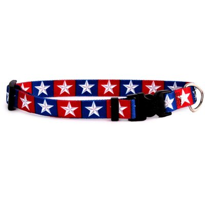 Yellow Dog Design Colonial Stars Standard Collar