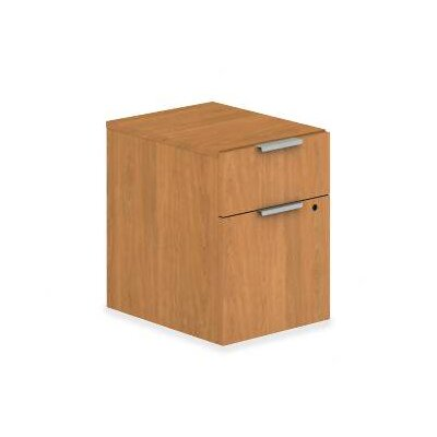HON Voi 2-Drawer Mobile Box/File Pedestal
