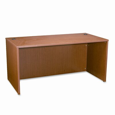 "HON BL Laminate 60"" W Series Rectangular Executive Desk Shell"