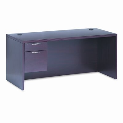 HON 11500 Series Valido Executive Desk with Right Pedestal