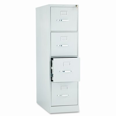 HON 210 Series 4-Drawer  File