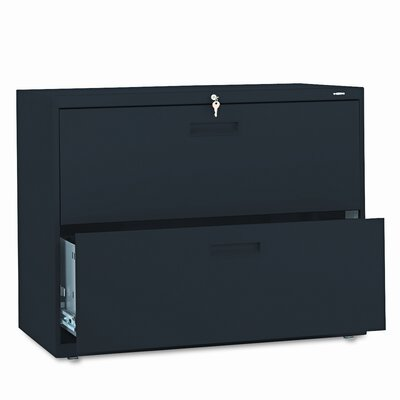 HON 500 Series 2-Drawer Mobile File