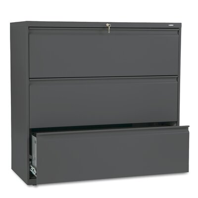 HON 800 Series 3-Drawer  File