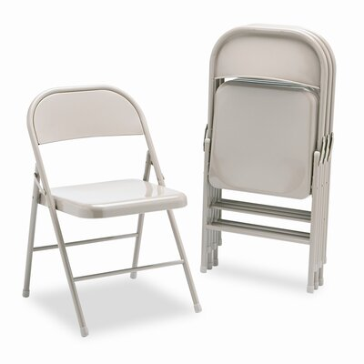 HON All-Steel Folding Chairs