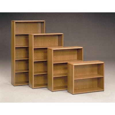 "HON 10700 Series 30"" H Two Shelf Bookcase"