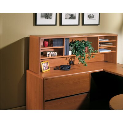 "HON 10700 Series Stack-On Organizer For 72"" Wide Credenza"