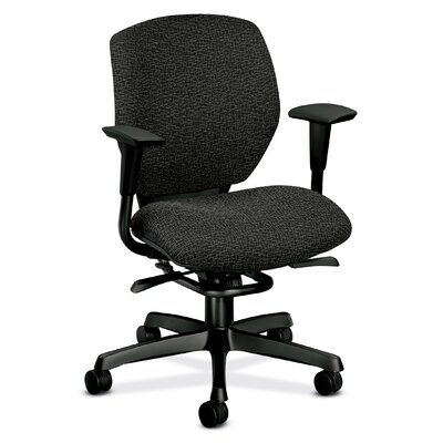 HON Resolution 6200 Series Low-Back Swivel / Tilt Chair