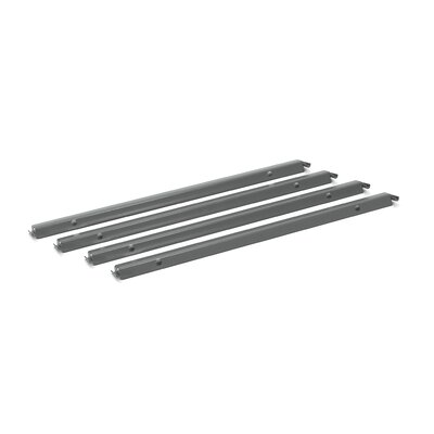 "HON Single Cross Rails for 30"" and 36"" Lateral Files"