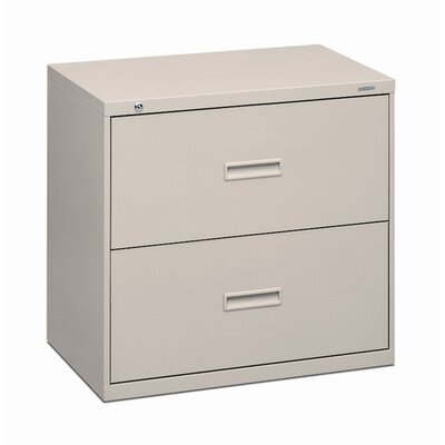 HON 400 Series Two-Drawer Lateral File
