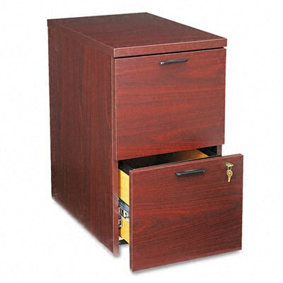 HON 10500 Series 2-Drawer Mobile  File