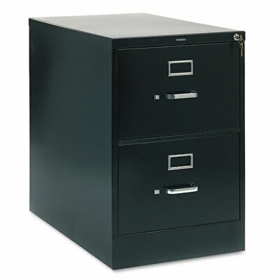 HON 210 Series Two-Drawer, Full-Suspension File, Legal, 28-1/2D