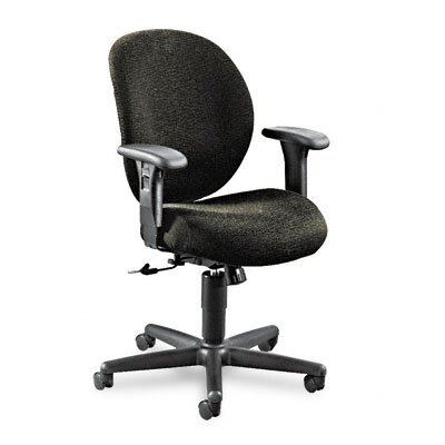 HON Unanimous 24-Hour Task Series Mid-Back Swivel / Tilt Chair