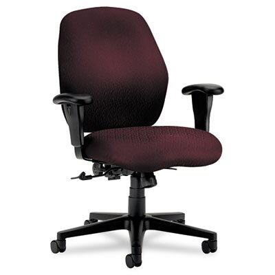 HON Mid-Back Task Chair with Arms