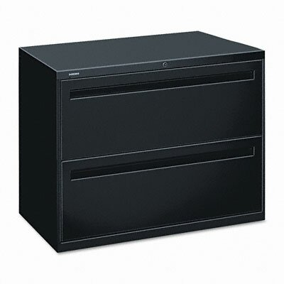 "HON 700 Series 36"" W Two-Drawer Lateral File"