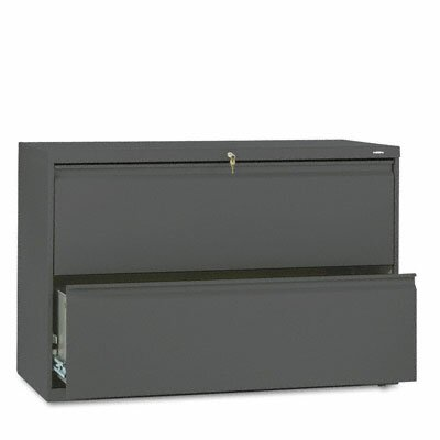 HON 800 Series Two-Drawer Lateral File