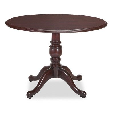 HON 94000 Series Queen Anne Table Top and Base