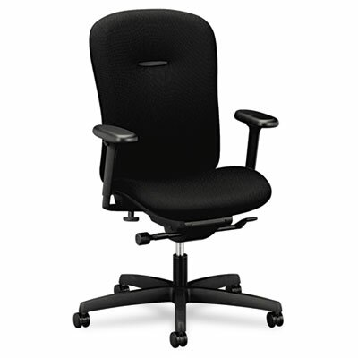HON Mid-Back Swivel / Tilt Office Chair with Adjustable Arms