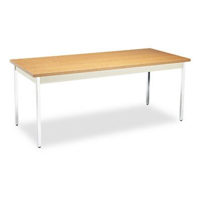 HON Utility Table, Rectangular, 72W X 30D X 29H