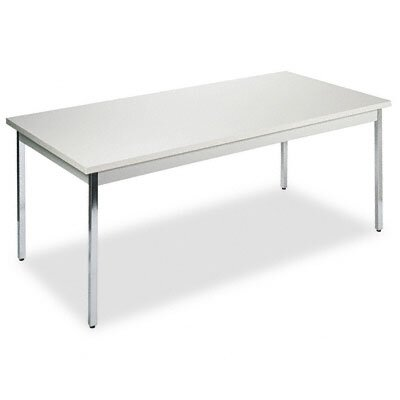 HON Utility Table, Rectangular, 72W X 36D X 29H