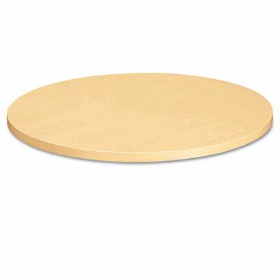 HON Self-Edge Round Hospitality Table Top