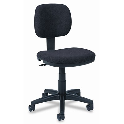 HON Mid-Back Fabric Swivel Task Chair