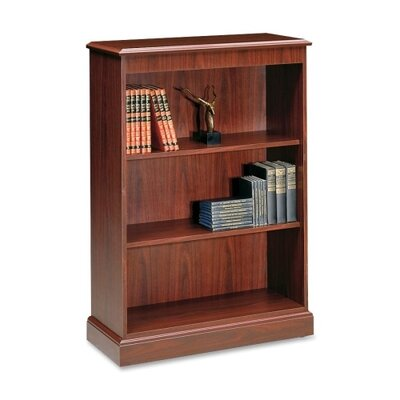 HON 94000 Series 3-Shelf Laminate Bookcase