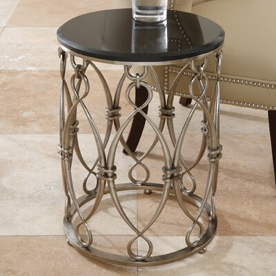 Bow Loop End Table