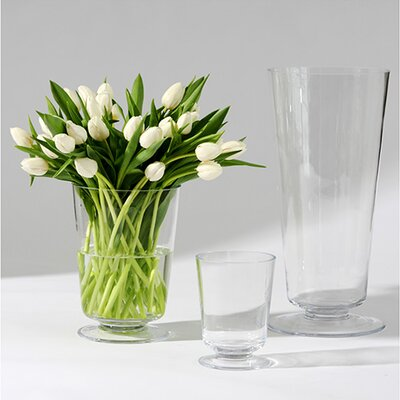 Global Views Clear View Vase