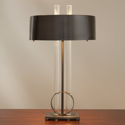 Global Views Radio City 2 Light Table Lamp