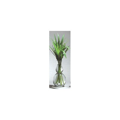 Global Views Angle 90 Degrees Vase