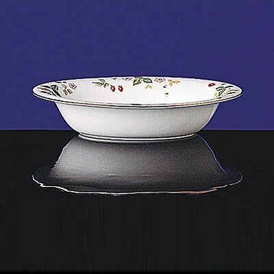 "Wedgwood Wild Strawberry 9.75"" Salad Bowl"