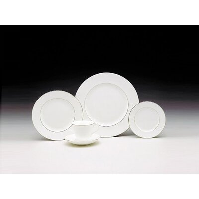 Signet Platinum Dinnerware Set