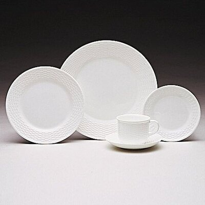 Nantucket Basket Dinnerware Set