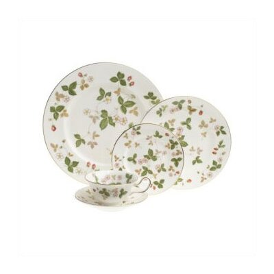 Wild Strawberry Dinnerware Collection