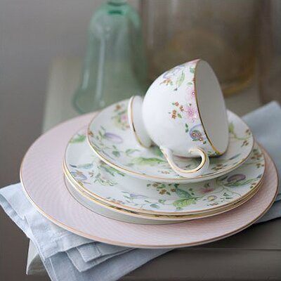 Sweet Plum Dinnerware Set