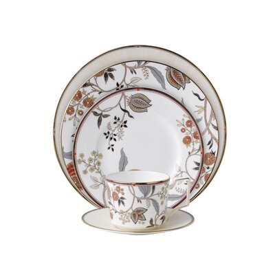 Wedgwood Pashmina 5 Piece Place Setting