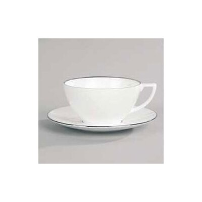 Jasper Conran Platinum Fine Bone China Teacup