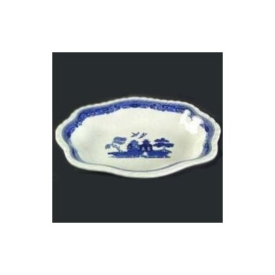 Johnson Brothers Willow Blue Serving Bowl