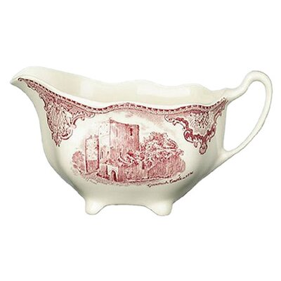 <strong>Johnson Brothers</strong> Old Britain Castles Pink Creamer