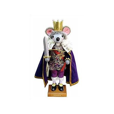 Limited Edition Mouse King Nutcracker
