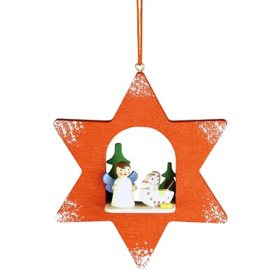 Christian Ulbricht Angel Star Ornament