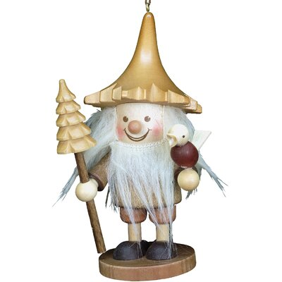 Christian Ulbricht Forest Gnome Ornament