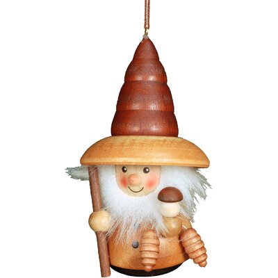 Christian Ulbricht Woodsman Ornament