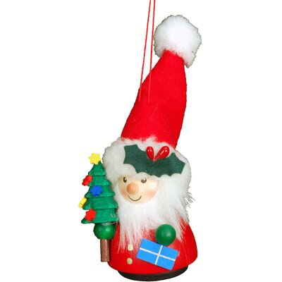 Christian Ulbricht Santa and Tree Ornament