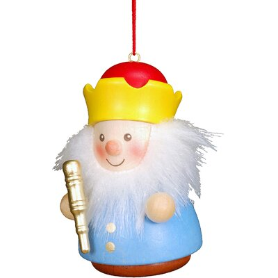 Christian Ulbricht King Ornament