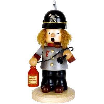 Christian Ulbricht Fireman Incense Burner