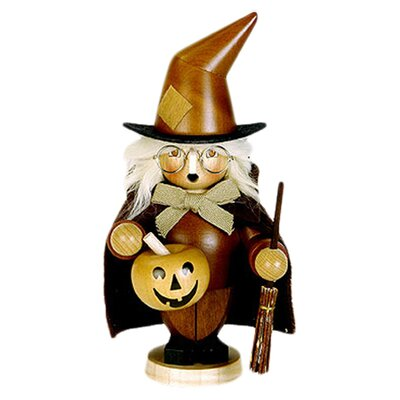 Christian Ulbricht Witch Incense Burner
