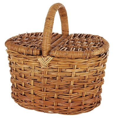 Eco Displayware Eco-Friendly Picnic Small Basket