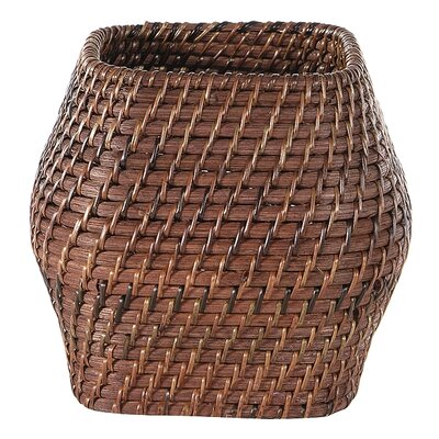 Eco Displayware Eco-Friendly Bulged Square Basket