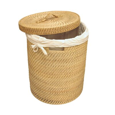 <strong>Eco Displayware</strong> Eco-Friendly Lined Hamper